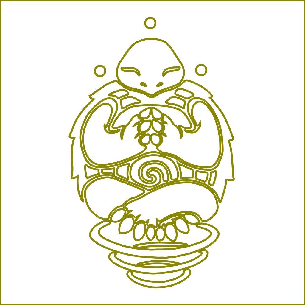 Golden Turtle Sound Logo